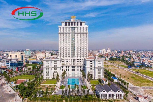 Thảm HHS tại khách sạn Nam Cường giá rẻ uy tín chất lượng