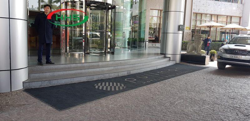 Thảm HHS tại khách sạn Pullman Hotel giá rẻ chất lượng
